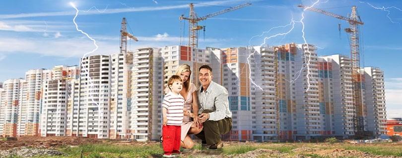 Схемы обмана при покупке жилья
