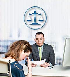 Адвокат по семейным делам в Новосибирске.