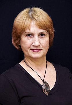 ЮРГАНОВА Марина Николаевна