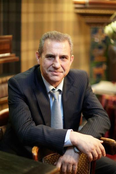 Президент Адвокатской Палаты Новосибирской области.
